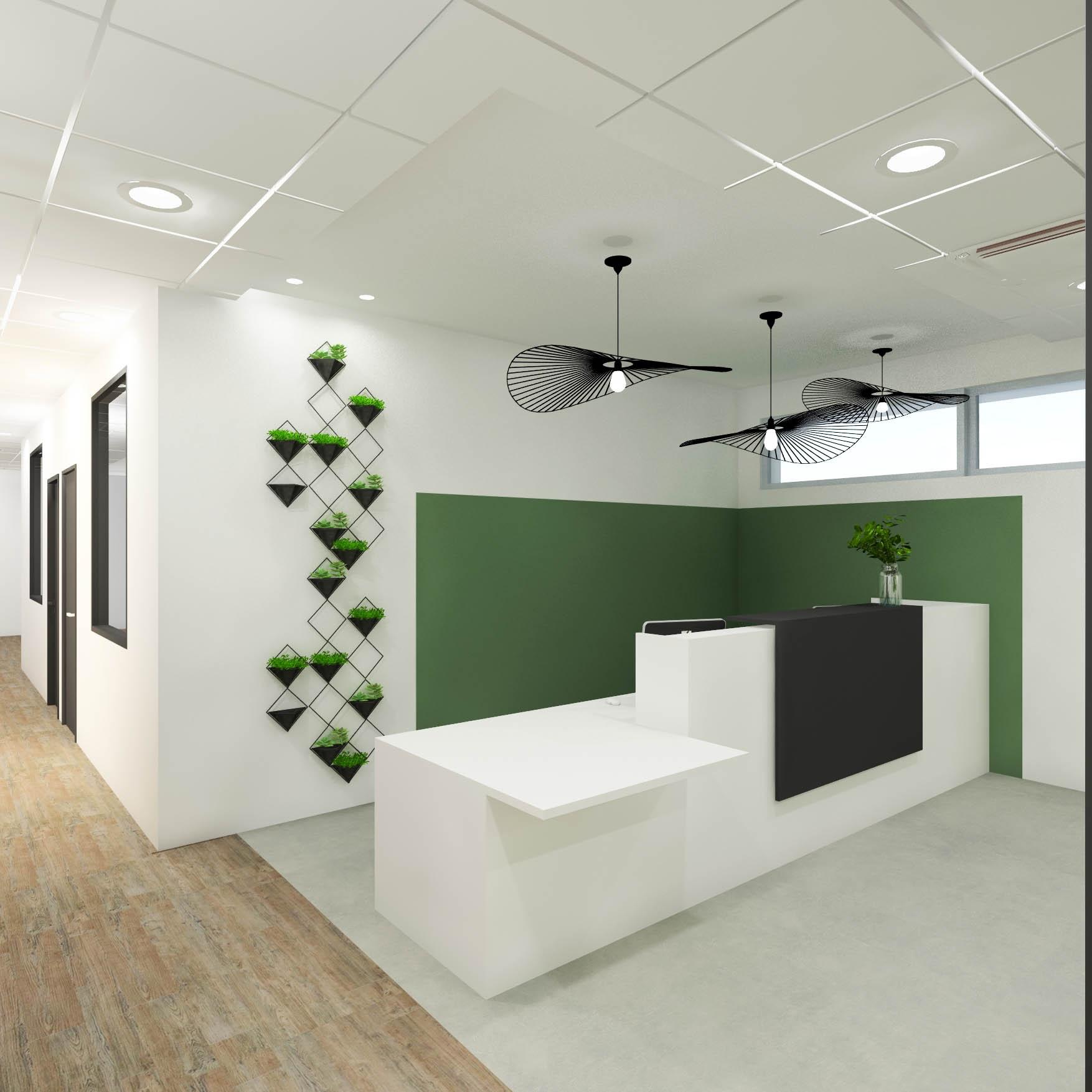 CreaDesign : Architecte intérieur & contractant général second oeuvre du bâtiment