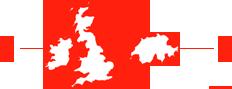 sociétés soeurs à l'étranger (Suisse & Royaume-Uni)